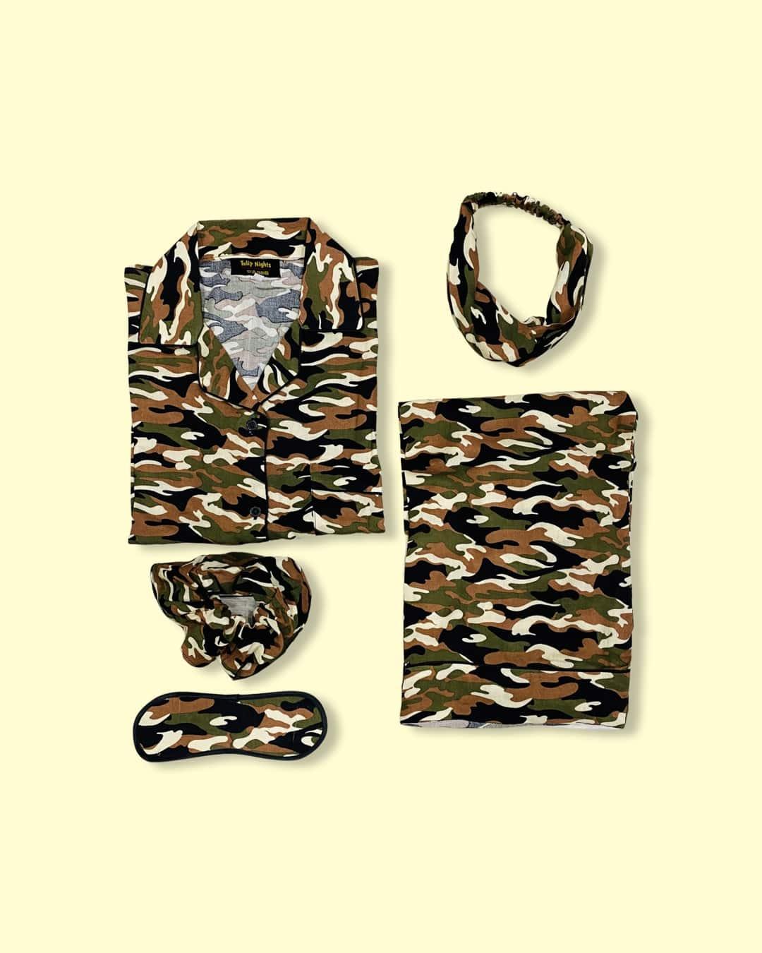 2PC Pyjamas Set AMY-500028