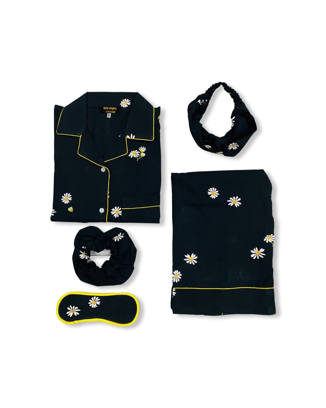 2PC Pyjamas Set BK-500031